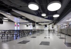 ISPA cafeteria